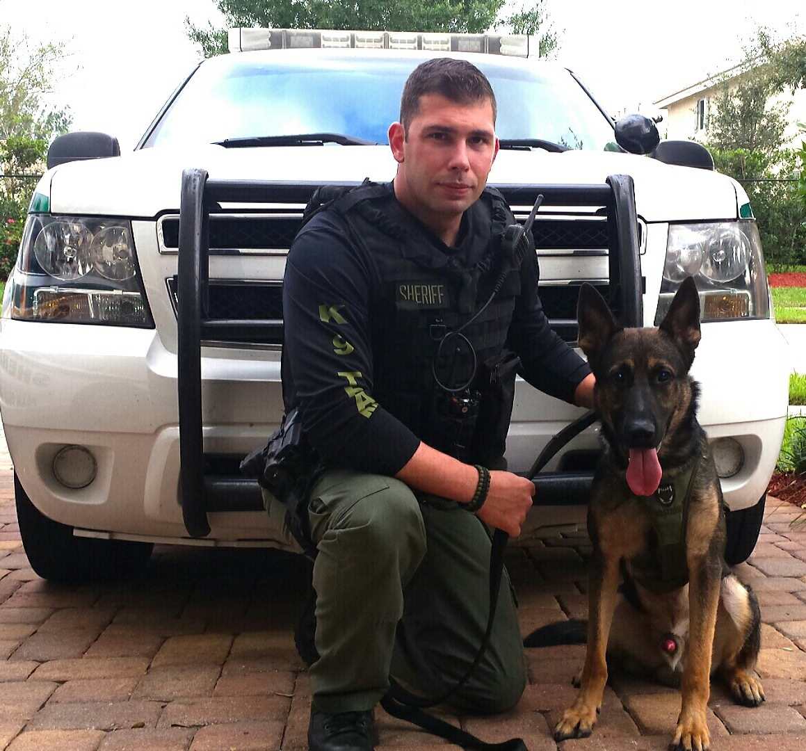 Video Broward County Police Officers Uninterested: Florida Law Enforcement Canine Association